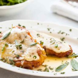 Chicken Prosciutto