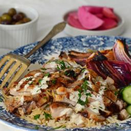 Chicken Shawarma Recipe