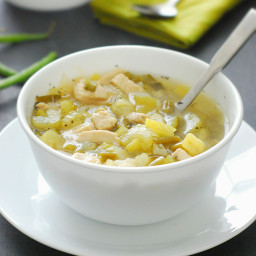 Chicken Soup - Low Carb