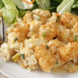 Chicken Tater Tot Casserole