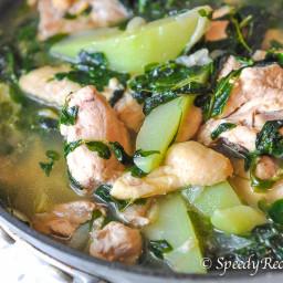 Chicken Tinola Recipe