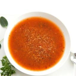 Chicken & Tomato Soup
