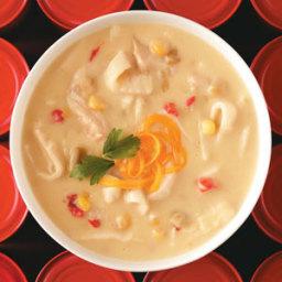 Chicken Tortilla Chowder 2