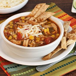 Chicken Tortilla Soup ala Steve