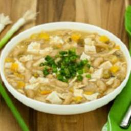 Chicken & White Bean Chili