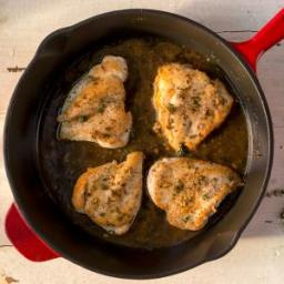 Chicken with Provençal Sauce