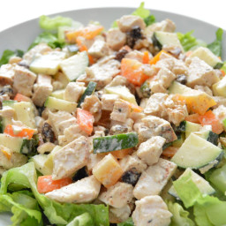 Chicken Zucchini Salad (Whole 30)