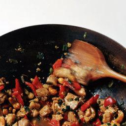 Chicken and Cashew Stir-Fry