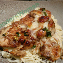 Chicken Breasts Lombardy