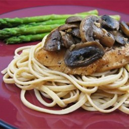 Chicken Breasts with Balsamic Vinegar