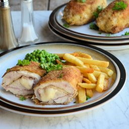Chicken Cordon Bleu (Sous Vide)