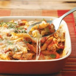 Chicken Penne Casserole Recipe