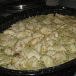 Chicken/rice/broccoli Casserole