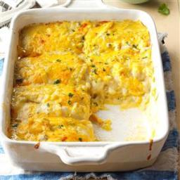 Chicken Tortilla Bake Recipe