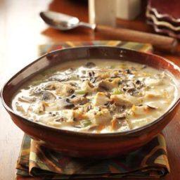 Chicken Wild Rice Soup Recipe