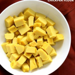Chickpea Flour Tofu Recipe