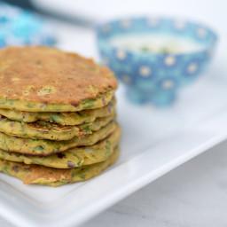 Chickpea Savoury Pancake