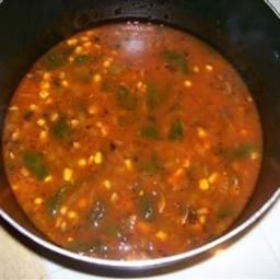 Chickpea Soup II