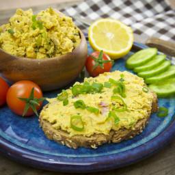 Chickpea Tuna-Style Salad