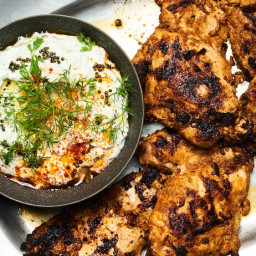 Chile-and-Yogurt-Marinated Grilled Chicken