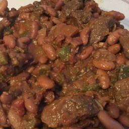 Chili Con Mucho Carne