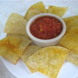 Chili Jack Tortilla Chips