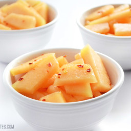 Chili Lime Cantaloupe