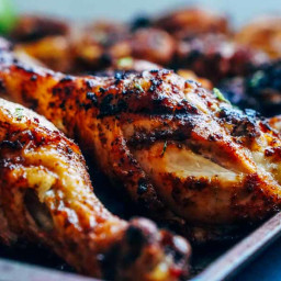 Chili Lime Chicken Drumsticks with Avocado Oil [Recipe]