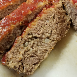 Chili Sauce Meatloaf