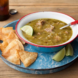 Chili Verde (Colorado Green Chili)