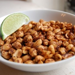 Chili Lime Peanuts