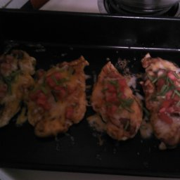 Chili's Monterey Chicken