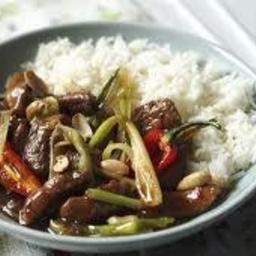 Chilli Pork with Oyster Sauce