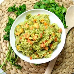Chimichurri Style Rice