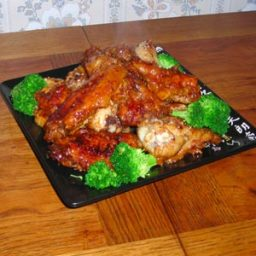 Chinese Barbecue Chicken
