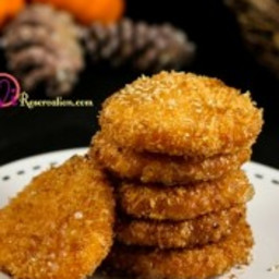 Chinese Fried Pumpkin Cake