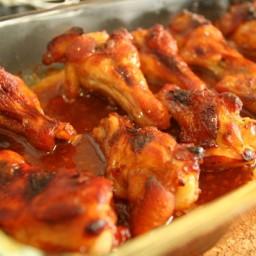 Chinese Roast Chicken Wings Recipe