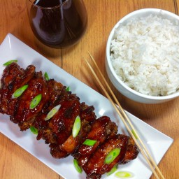 Chinese Style Chicken Wings