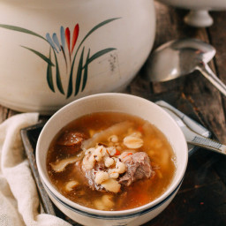 Ching Po Leung Cantonese Herb Pork Bone Soup
