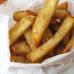 Chip Truck Fries