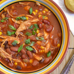 chipotle chicken chili or C3