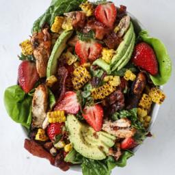Chipotle Chicken Cobb Salad.