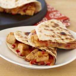 Chipotle Chicken Quesadilla