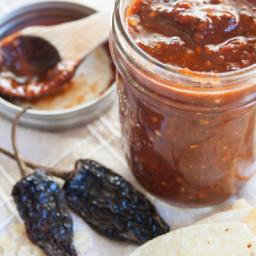 Chipotle Chile Pequin Salsa
