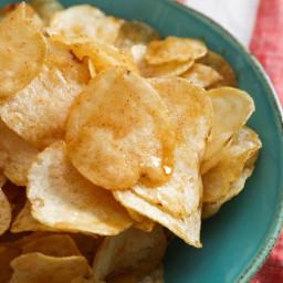 Chipotle Honey-Butter Potato Chips