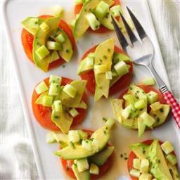 Chipotle Lime Avocado Salad Recipe