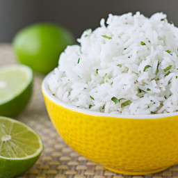 Chipotle Cilantro-Lime Rice {Copycat Recipe}