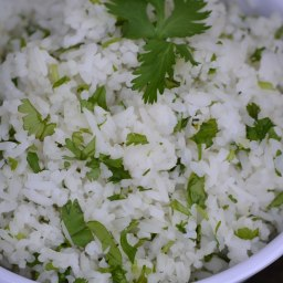 Chipotle's Cilantro~Lime Rice
