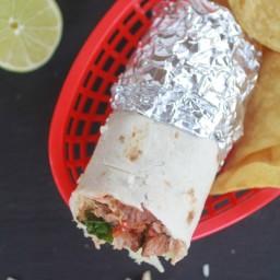Chipotle Steak Burritos