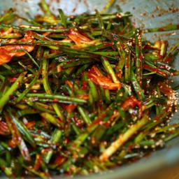 Chive Kimchi (Buchu Kimchi)